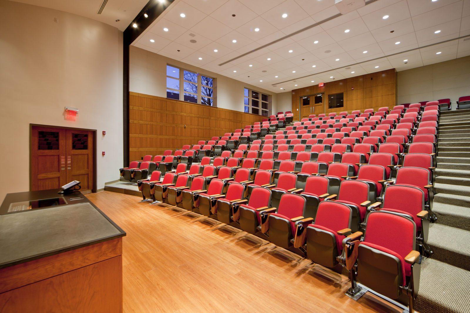 Washington University in St. Louis - Dept of Chemistry - Louderman Auditorium