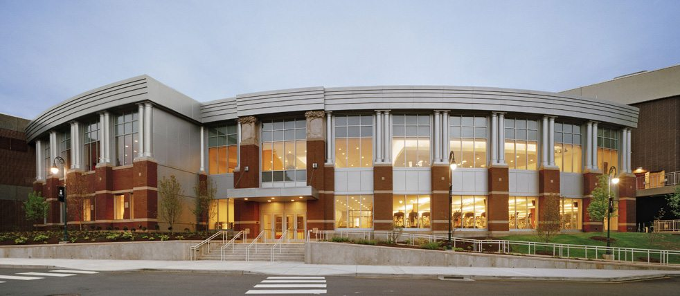 Eastern Connecticut State University - Student Center