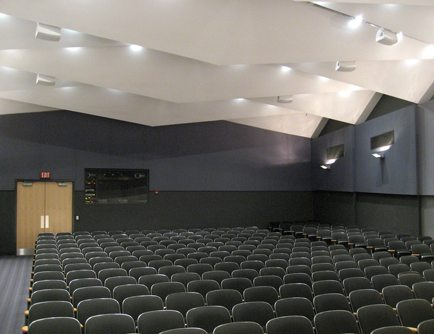 Washington University in St. Louis - Dept of Art & Architecture - Steinberg Auditorium