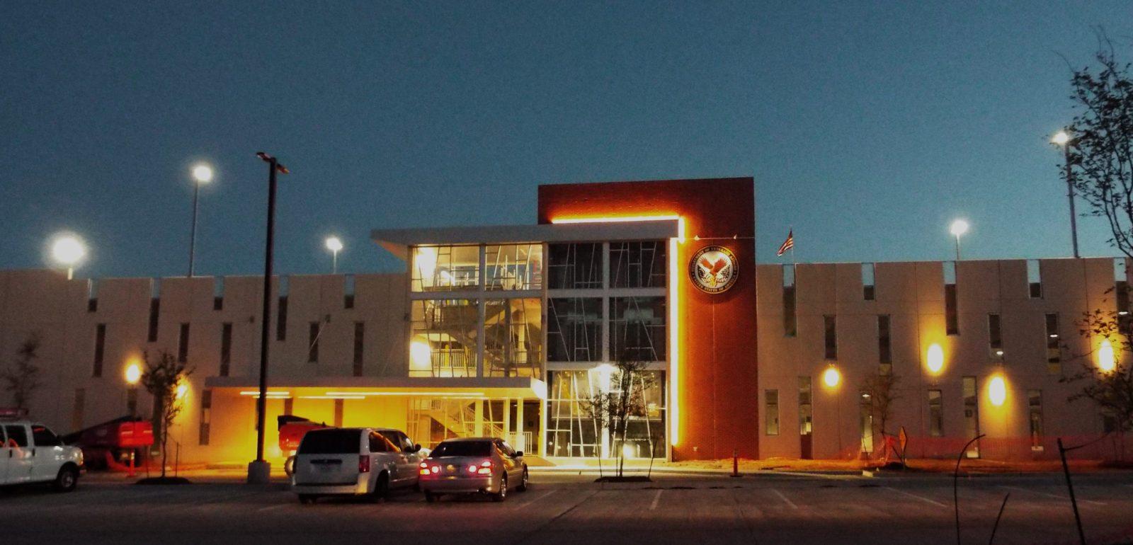Department of Veterans Affairs - Patient Parking Garage