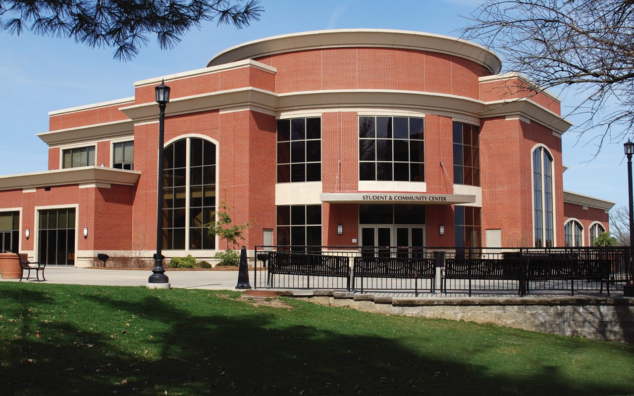 Central Methodist University - Student Activities Center