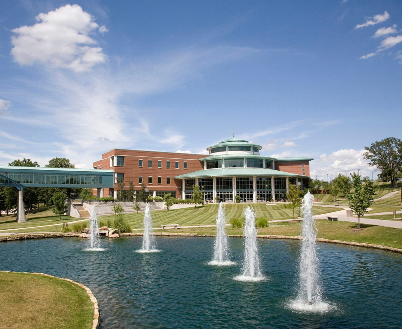 University of Missouri - St. Louis - Millennium Student Center