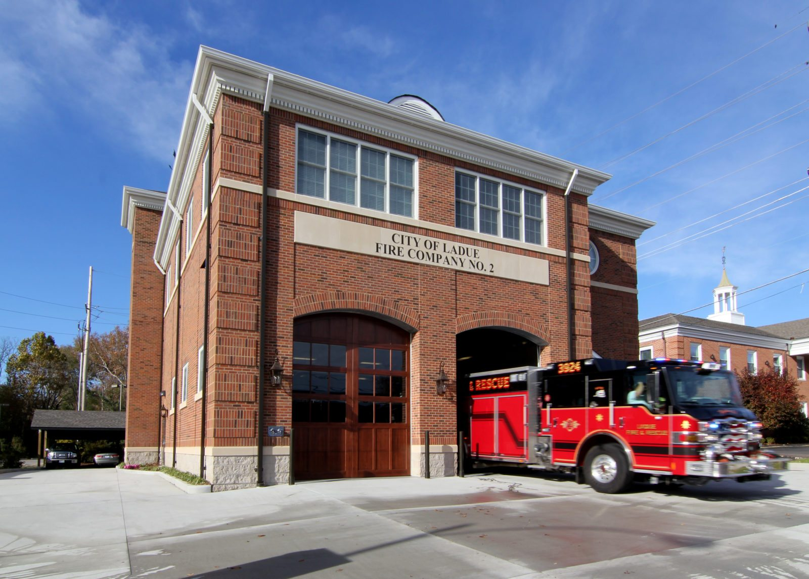 City of Ladue - Fire Station #2