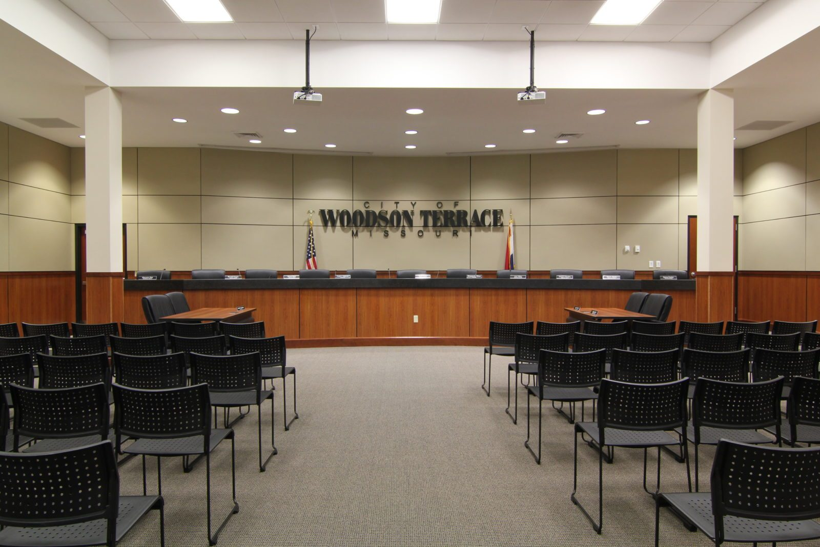 City of Woodson Terrace - City Hall & Municipal Court