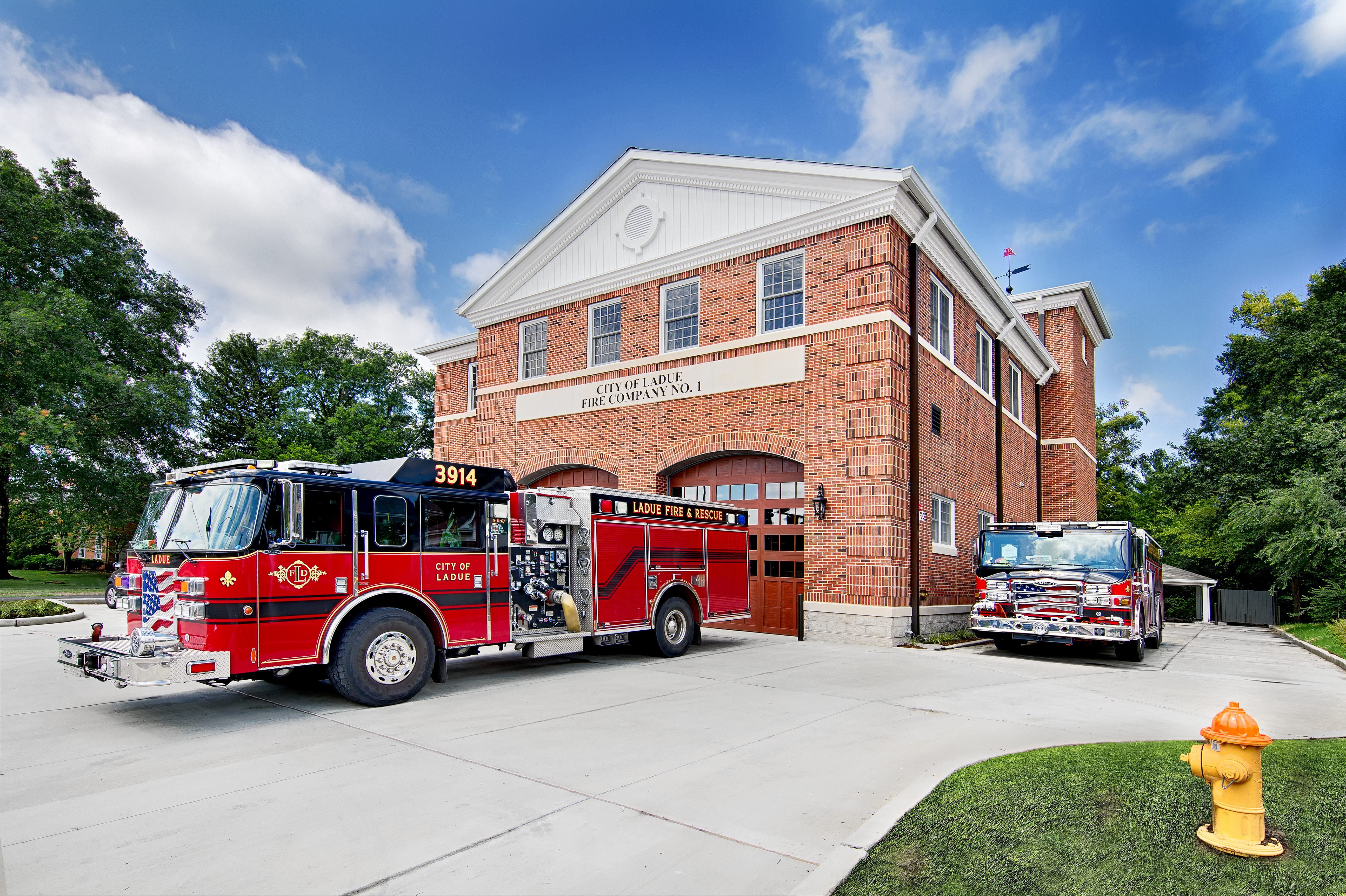 City of Ladue - Fire Station #1